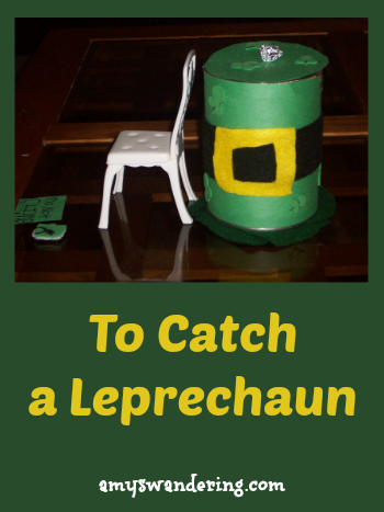 catch a leprechaun