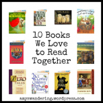 10 Books We Love to Read Together