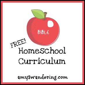 FREE Homeschool Bible Curriculum