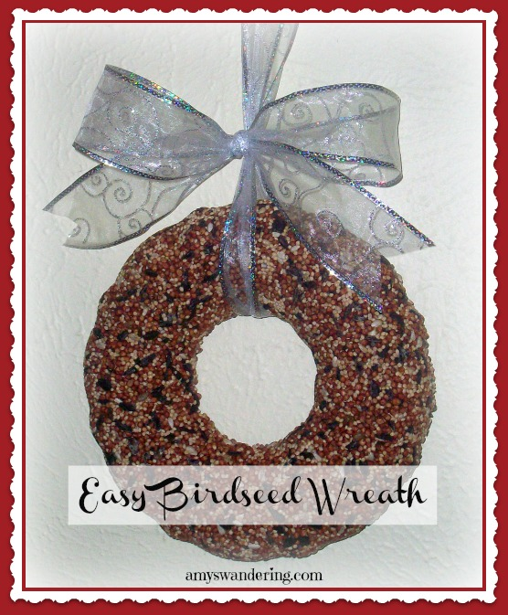 birdseed wreath 3