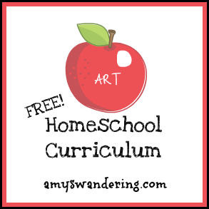 free art curriculum