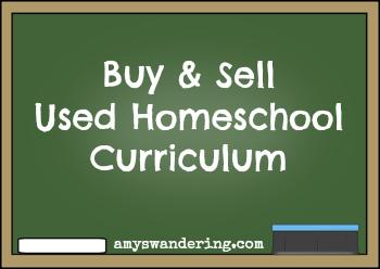 buy sell used homeschool curriculum