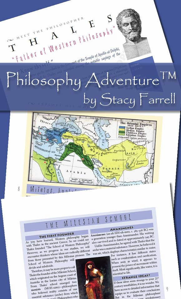 Philosophy Adventure set