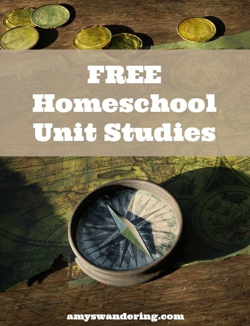 Free Homeschool Unit Studies