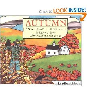 autumn acrostic