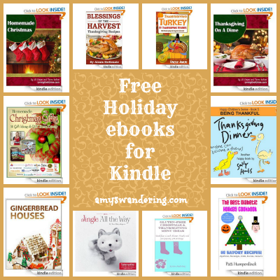 free holiday ebooks nov 13