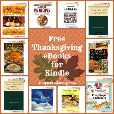 free thanksgiving ebooks wk 1