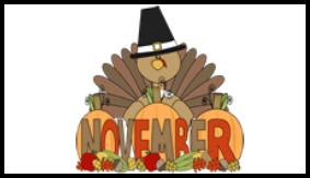 november turkey