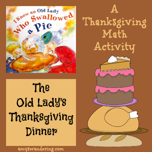 The Old Lady's Thanksgiving Dinner