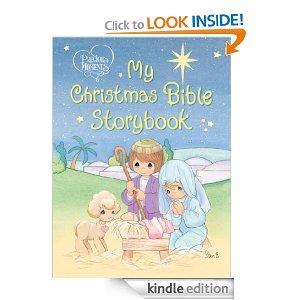my christmas bible storybook
