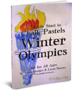 Winter Olympics Art Curriculum