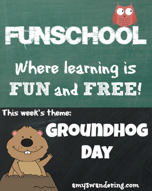 funschool groundhog day