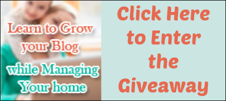 Growing Your Blog Giveaway