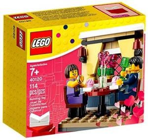 Lego Valentine