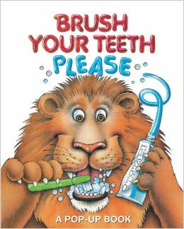 brush your teeth please