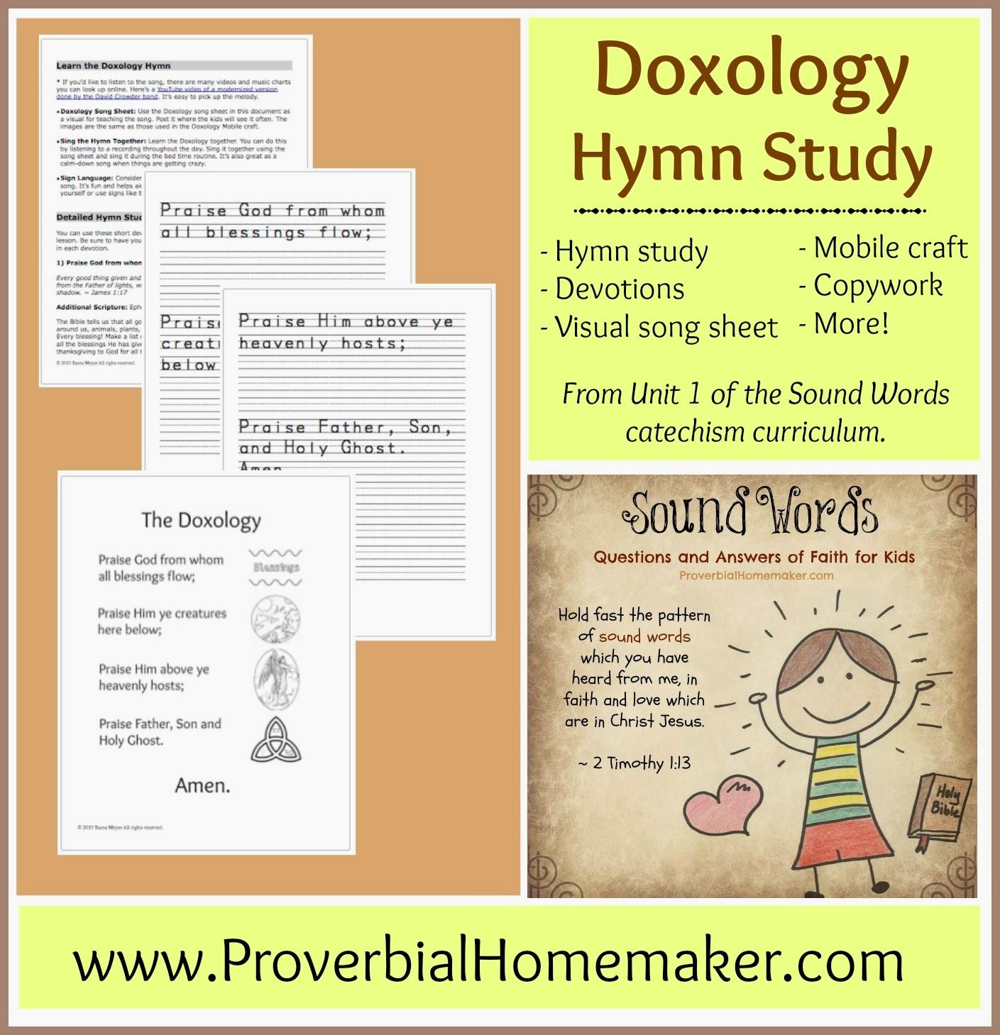 DoxologyStudy