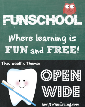 funschool open wide