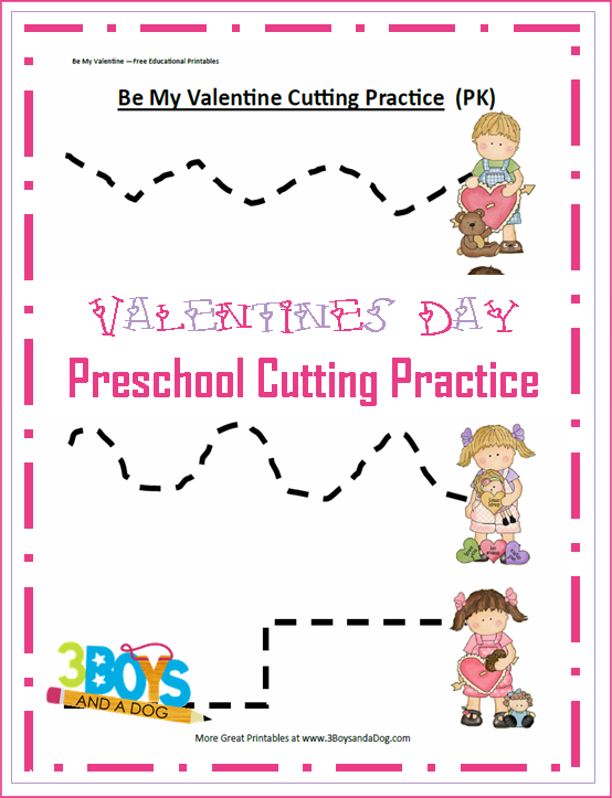Valentines-Day-Preschool-Cutting-Practice