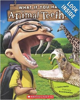 what if you had animal teeth