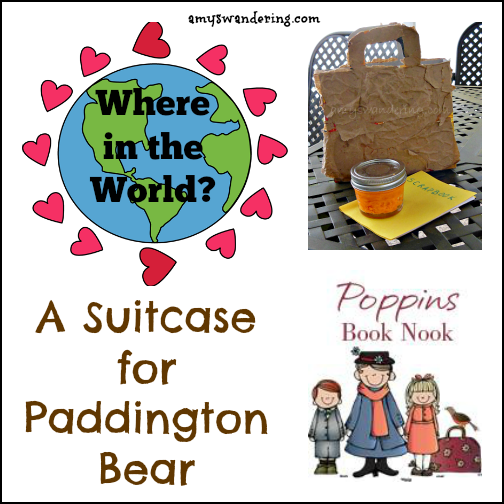 A Suitcase for Paddington Bear