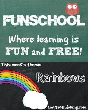 funschool rainbows