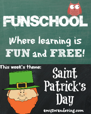 funschool st patricks day