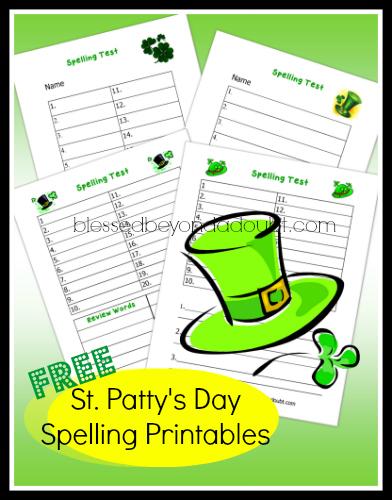 St.-Patricks-Day-Spelling-Printables