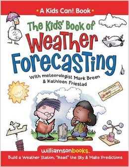 the kids book of weather forecasting