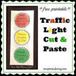 Traffic Light Cut & Paste