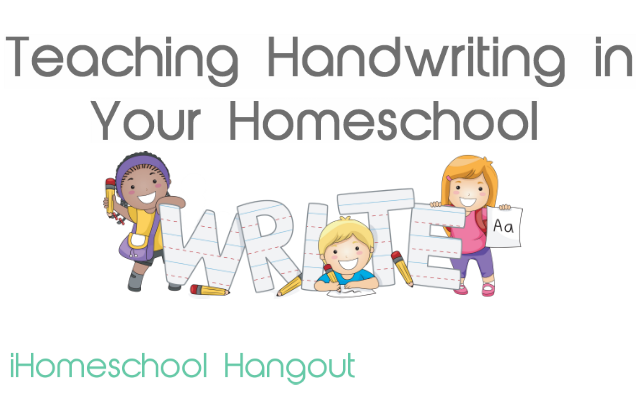 Teaching-Handwriting-in-Your-Homeschool