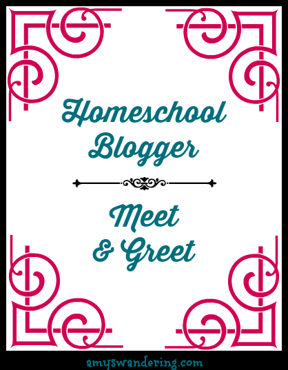 Homeschool Blogger Meet & Greet
