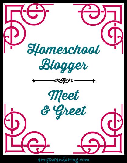 Homeschool Blogger Meet & Greet