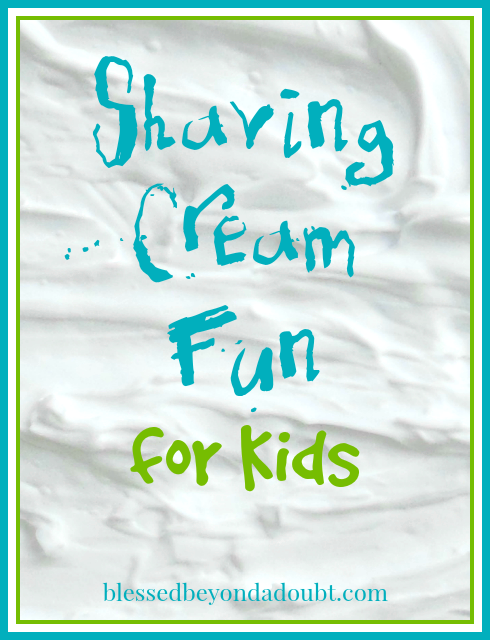 Shaving-Cream-Fun