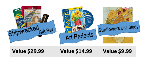 See the Light Curriculum Giveaway