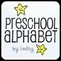 preschool alphabet by lindsy