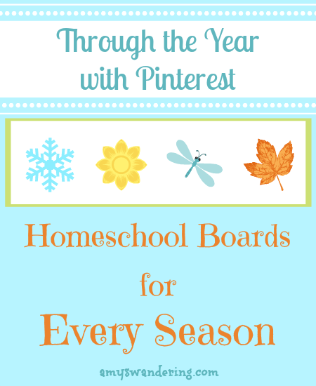 Through the Year with Pinterest