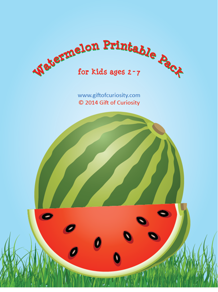 Watermelon-Printable-Pack