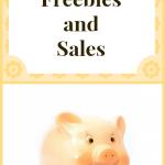 Weekly Homeschool Freebies & Sales