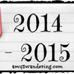 Our 2014-2015 Currliculum Plan
