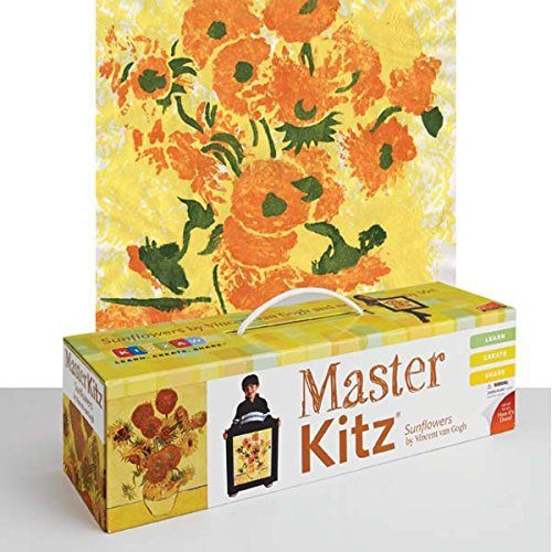 Van Gogh Sunflowers Master Artist Kit