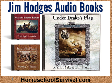 Jim Hodges Giveaway-Audio Books
