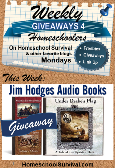 Jim Hodges Audio Books Giveaway