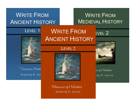 Covers of Write from History