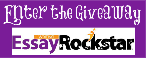 Essay Rock Star Giveaway