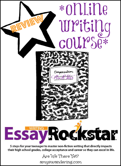 Essay Rock Star Online writing Course