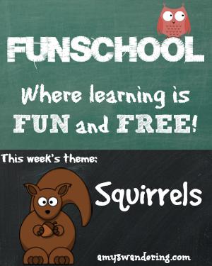 Funschool Squirrels