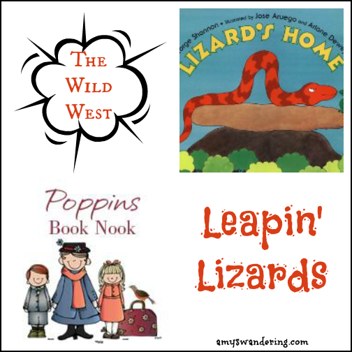PBN Leapin Lizards