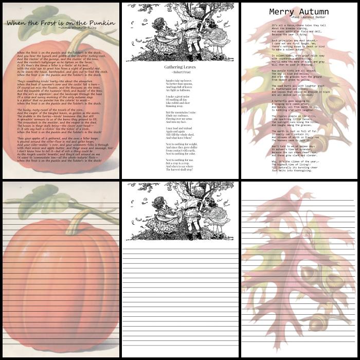 October Set 2