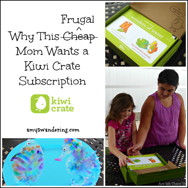 Reasons to Buy a Kiwi Crate Subscription