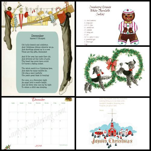 December Set 1